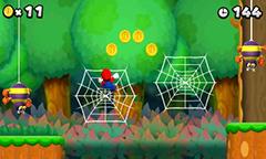 New Super Mario Bros. 2 Gameplay