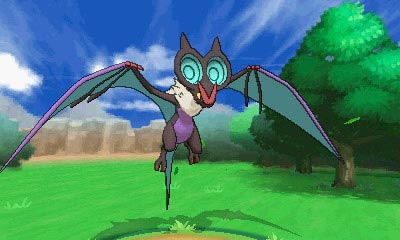Noivern - Pokemon X and Y