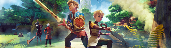 Oceanhorn 2: Knights of the Lost Realm Review (Nintendo Switch)