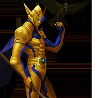 Odin in Shin Megami Tensei IV: Apocalypse