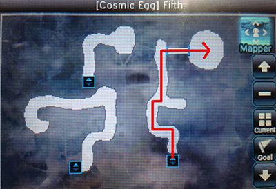 Opening Cosmic Egg Fifth Locked Door 2