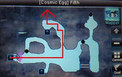Opening Cosmic Egg Fifth Locked Door 3