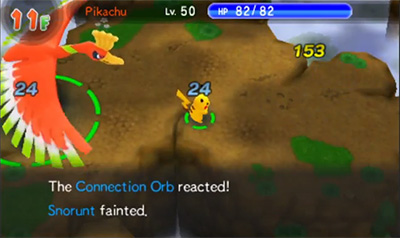 Legendary Pokemon in Pokémon Super Mystery Dungeon