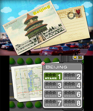 Parking Star 3D - Beijing