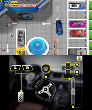 Parking Star 3D Gameplay