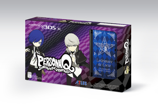 Persona Q 3DS XL now confirmed for North America