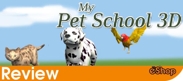 PetSchool3D