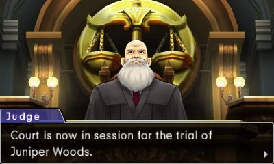 Phoenix Wreight Ace Attorney - Dual Destinies