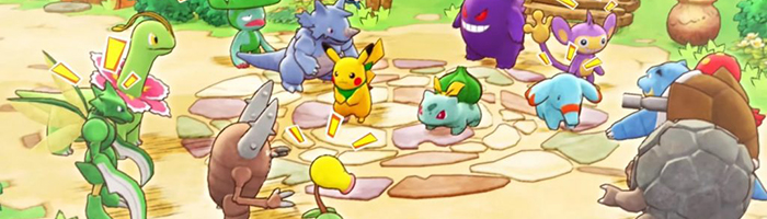 Pokemon Mystery Dungeon: Rescue Team DX Review (Nintendo Switch)