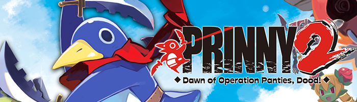 Prinny 2: Dawn of Operation Panties, Dood! Review (Switch)