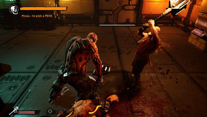 Redemmer Enhanced Edition Boss Fight