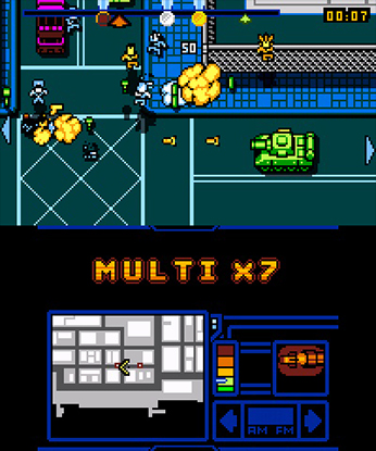 Retro City Rampage DX Gameplay