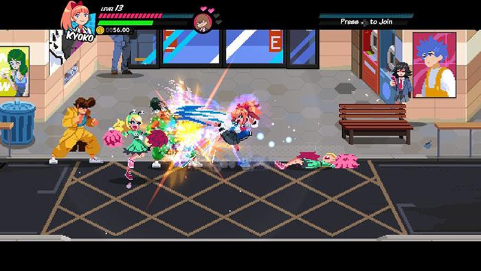 River City Girls Gameplay