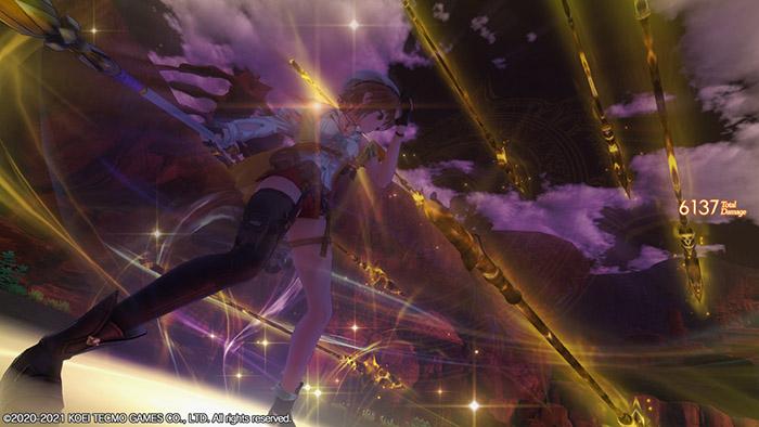 Ryza's Fatal Drive in Atelier Ryza 2: Lost Legends & the Secret Fairy