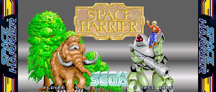 SEGA AGES Space Harrier Review (Nintendo Switch)