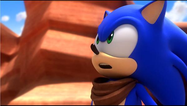 SEGA on Sonic Boom's silence