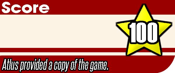 Shin Megami Tensei IV: Apocalypse Review Score
