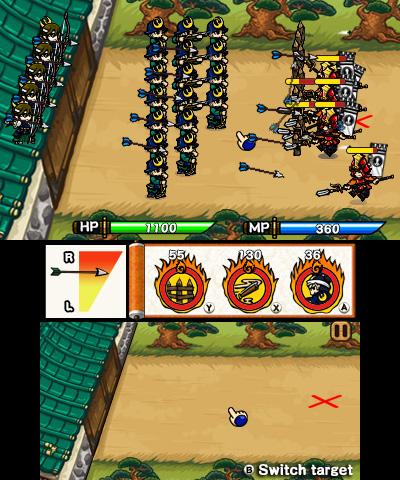 Samurai Defender  Gameplay (3)