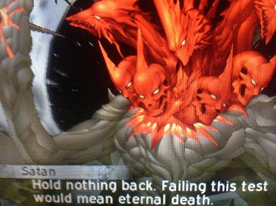 Satan in Shin Megami Tensei IV: Apocalypse