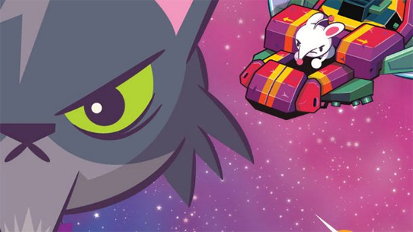 Scram Kitty might be coming to the Nintendo 3DS