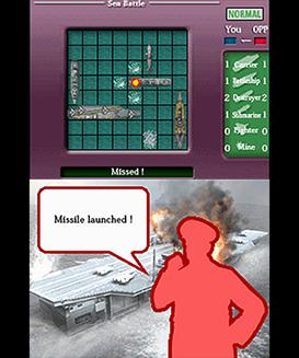 Sea Battle Gameplay
