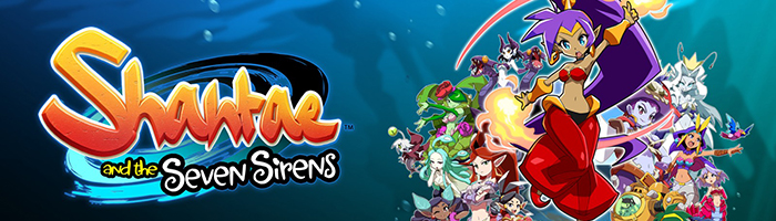 Shantae and the Seven Sirens Review (Nintendo Switch)
