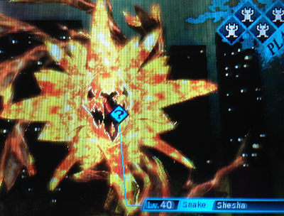 Shesha in Shin Megami Tensei IV: Apocalypse