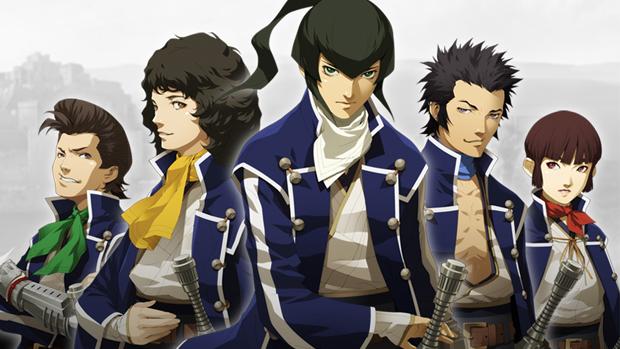 Shin Megami Tensei IV Samurai