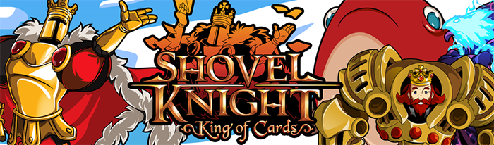 Shovel Knight: King of Cards Review (Nintendo Switch)
