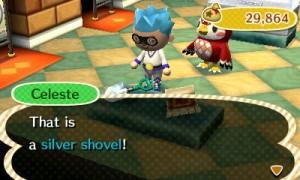 Silver Shovel