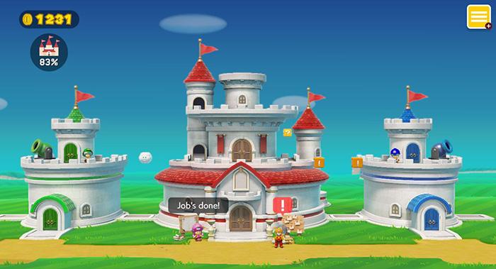 Story mode in Super Mario Maker 2