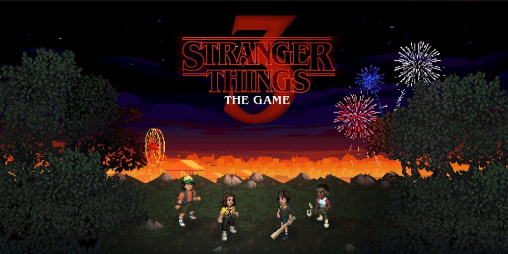 Stranger Things 3: The Game Review (Nintendo Switch)