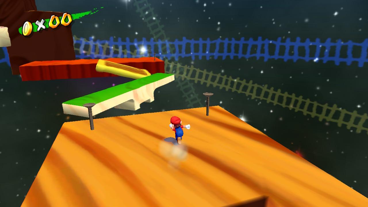 Super Mario Sunshine Gameplay on the Nintendo Switch