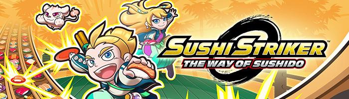 Sushi Striker: The Way of Sushido Review (Nintendo Switch)