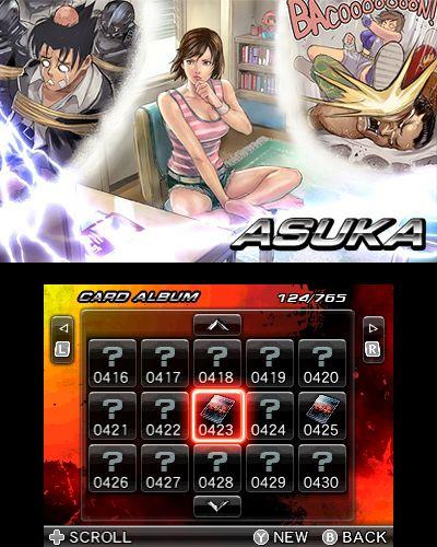 Tekken Cards
