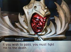 Tenkai - Shin Megami Tensei IV