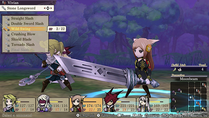 The Alliance Alive HD Remastered Gameplay