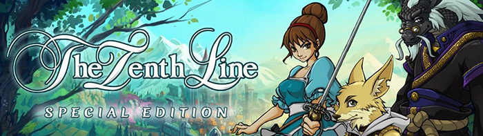 The Tenth Line Special Edition Review (Nintendo Switch)