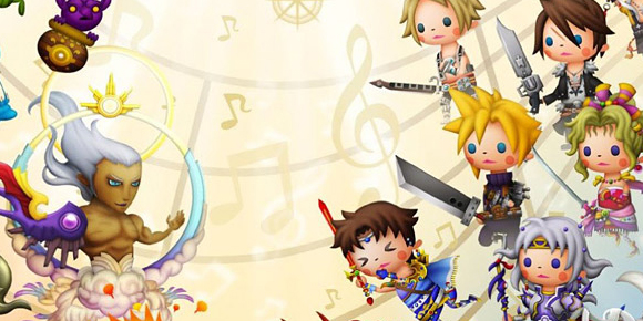 Theatrhythm Final Fantasy: Curtain Call coming to the west