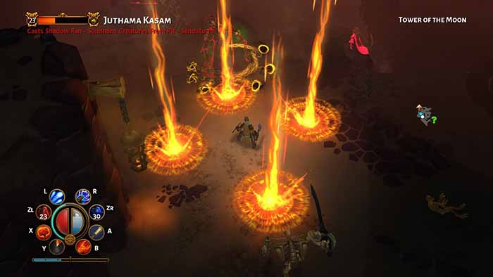 Torchlight II Boss Fight