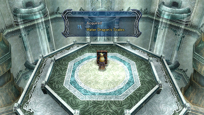 Treasure Chest in Ys Origin (Switch)