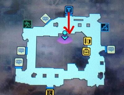 Triggering the Please Help Ken quest cutscene