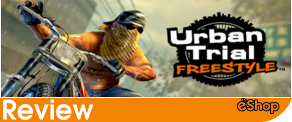 Urban Trial Freestyle banner
