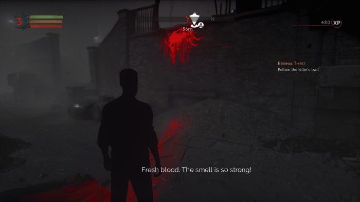 Vampyr Blood Trail