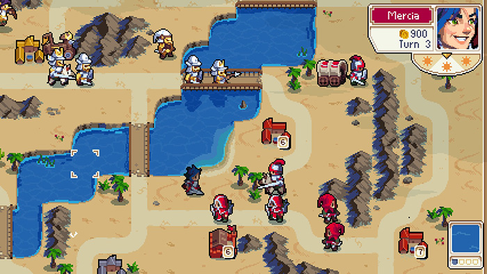 Wargroove Stage