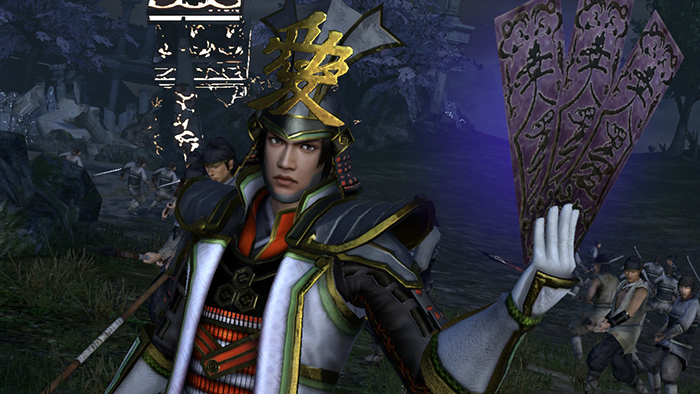 Warriors character