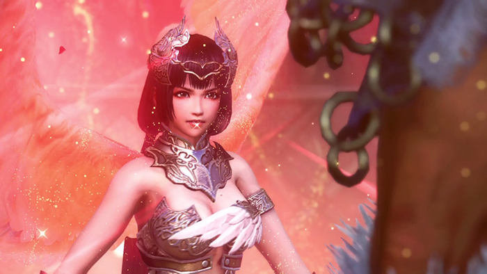 Naotora deified - Warriors Orochi 4 Ultimate