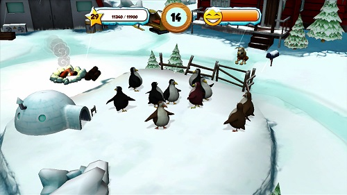 My Arctic Farm Gameplay (Wii U)