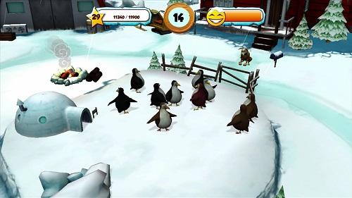 My Arctic Farm Gameplay (Wii U)