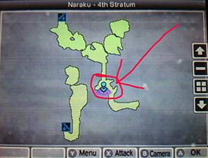 Location of Wu Kong in Naraku - Shin Megami Tensei IV